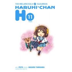 Melancholy of Haruhi-Chan V11