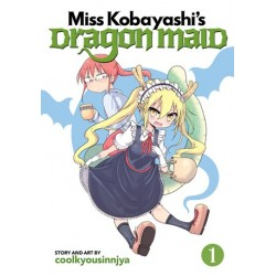 Miss Kobayashi's Dragon Maid V01