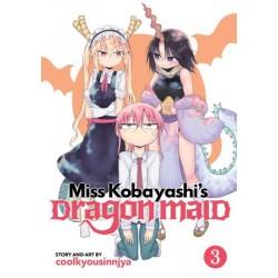 Miss Kobayashi's Dragon Maid V03