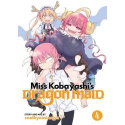 Miss Kobayashi's Dragon Maid V04