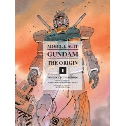 Mobile Suit Gundam: The Origin V01