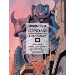 Mobile Suit Gundam: The Origin V03