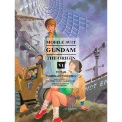 Mobile Suit Gundam: The Origin V06