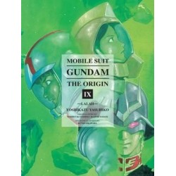 Mobile Suit Gundam: The Origin V09