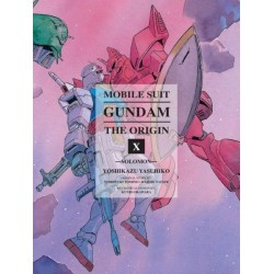 Mobile Suit Gundam: The Origin V10