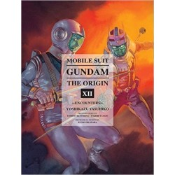 Mobile Suit Gundam: The Origin V12