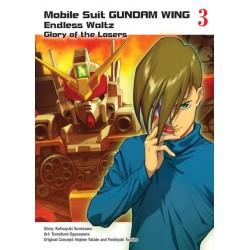 Mobile Suit Gundam Wing V03 Glory...