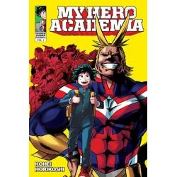 My Hero Academia V01