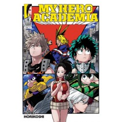 My Hero Academia V08