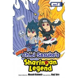 Naruto: Chibi Sasuke's Sharingan...