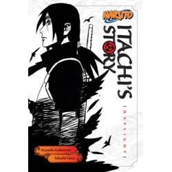 Naruto Novel Itachi's Story V01...