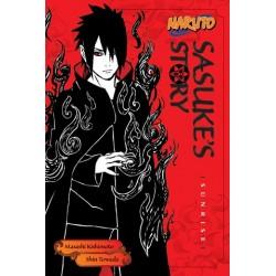 Naruto Novel Sasuke's Story V01...