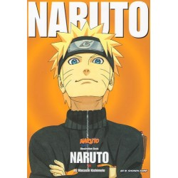 Naruto Shippuden Illustration Book