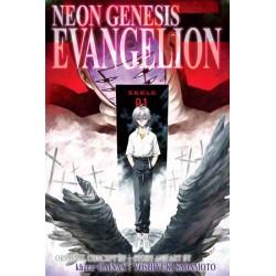 Neon Genesis Evangelion 3-in-1 V04