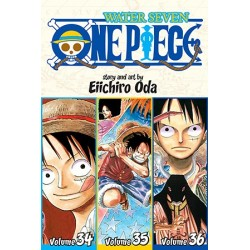 One Piece 3-in-1 V12