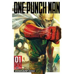 One-Punch Man V01