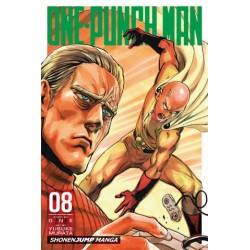 One-Punch Man V08
