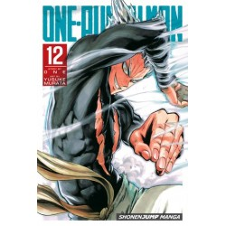 One-Punch Man V12