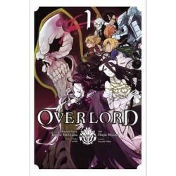 Overlord Manga V01