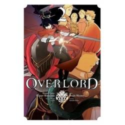 Overlord Manga V02