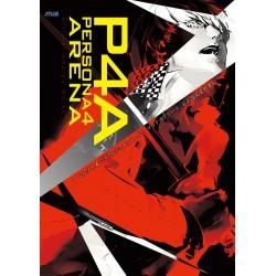 Persona 4 Arena Official Design...