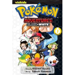 Pokemon Adventures: Black & White...