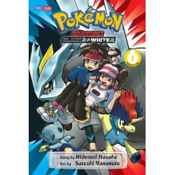 Pokemon Adventures: Black 2 &...
