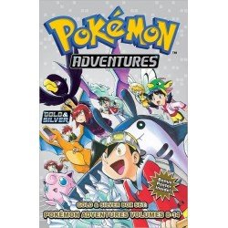 Pokemon Adventures Boxset 2...