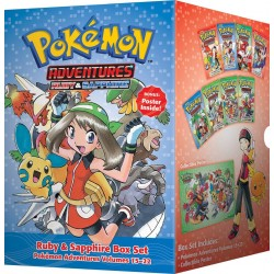 Pokemon Adventures Boxset 3...