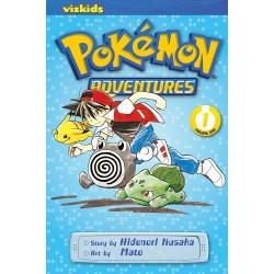 Pokemon Adventures V01