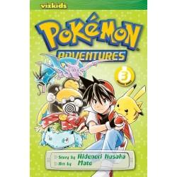 Pokemon Adventures V03