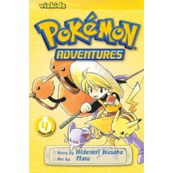 Pokemon Adventures V04