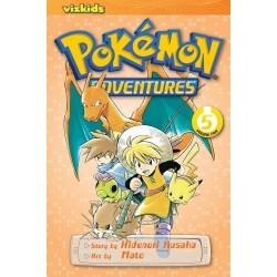 Pokemon Adventures V05