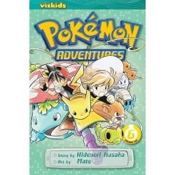 Pokemon Adventures V06