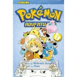 Pokemon Adventures V07