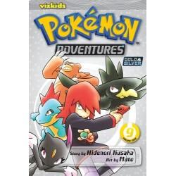 Pokemon Adventures V09