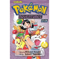 Pokemon Adventures V10