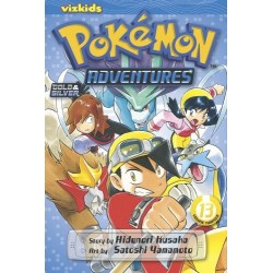 Pokemon Adventures V13