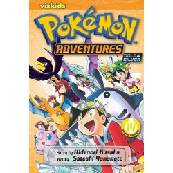 Pokemon Adventures V14