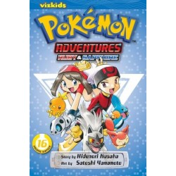 Pokemon Adventures V16