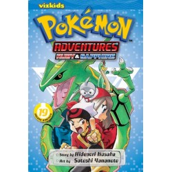 Pokemon Adventures V19
