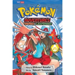Pokemon Adventures V25