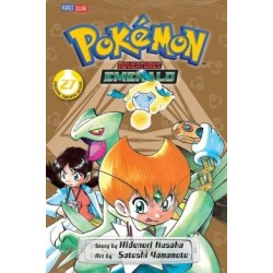 Pokemon Adventures V27