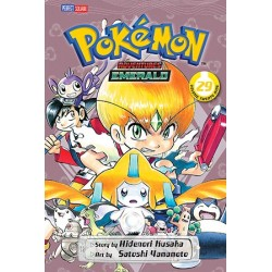 Pokemon Adventures V29