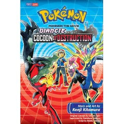 Pokemon Movie Diancie and the...