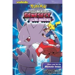 Pokemon the Movie Genesect and...