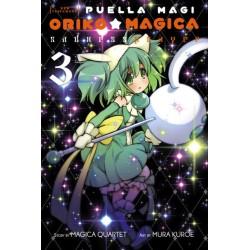 Puella Magi Oriko Magica: Sadness...