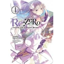 Re:Zero Novel V01