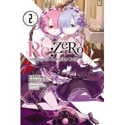 Re:Zero Novel V02