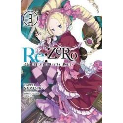 Re:Zero Novel V03